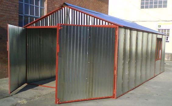 Steel Huts Randburg